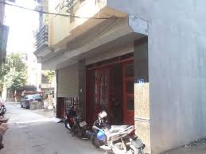 Bán nhà CC 40m2 x 5 tầng,  Phố Yên Lãng, Khu dân trí cao, an ninh tuyệt đối.