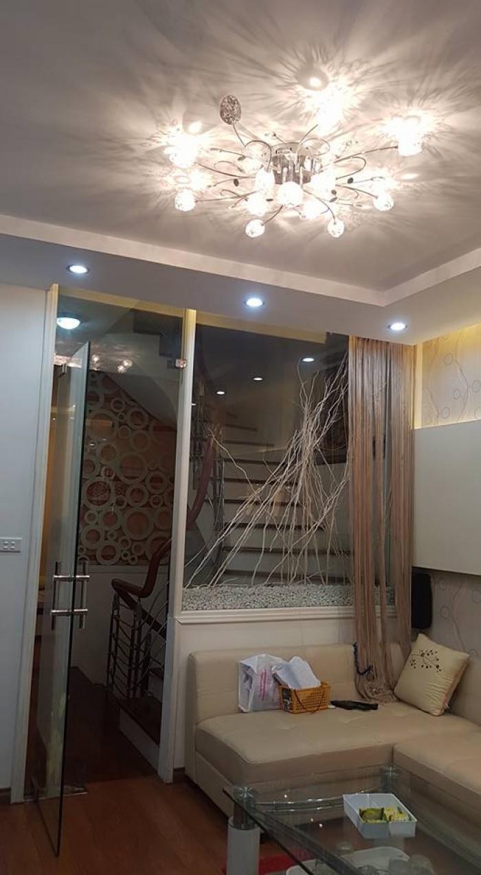 Cần Bán Nhà Phố Trần Duy Hưng, Gara, Phân Lô  Đường Ô Tô Tránh.