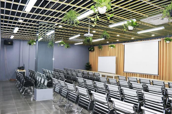 Cho thuê phòng hội nghị, hội thảo tại Novaedu