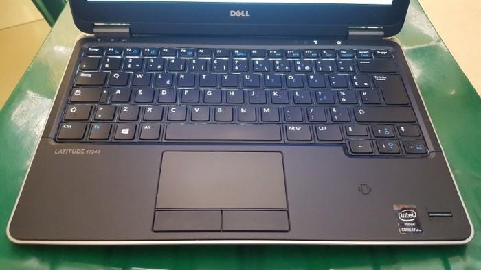 Dell Latitude E7240 - i7 4600U,4G,128GB SSD,12,5inch,webcam,đèn phím, máy rất đẹp0