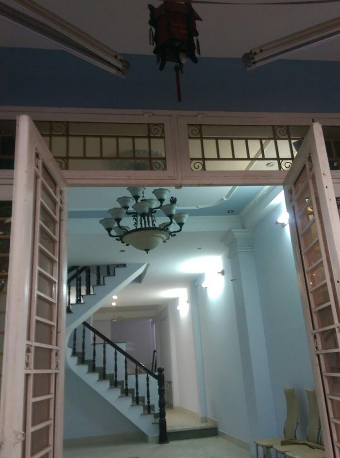 Bán Nhà Mặt Tiền Đường số 20, Phường 5, Quận Gò Vấp