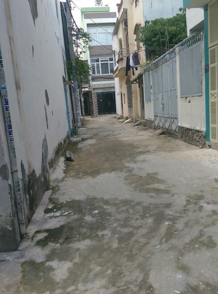 Bán Nhà 2 Mặt Tiền Hẻm Đường số 5, Phường 5, Quận Gò Vấp