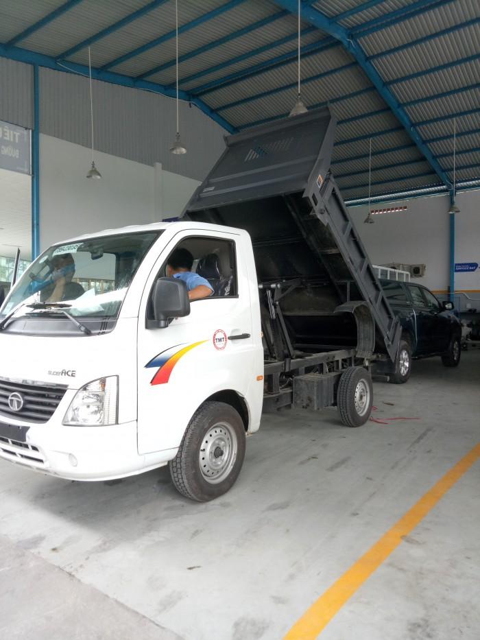 Xe Ben Tata Ấn Độ 990 KG
