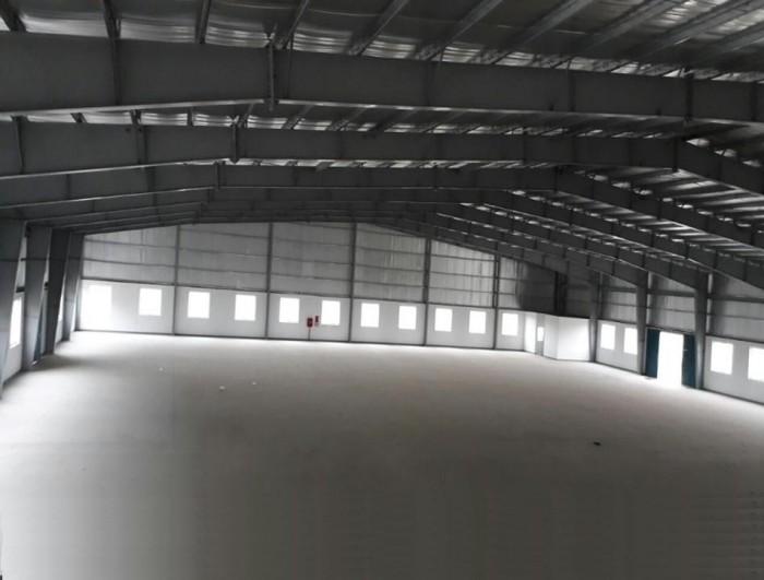 Cho thuê nhà xưởng ở Bắc Giang 4000m2 tại KCN Song Khê Nội Hoàng mới xây đẹp