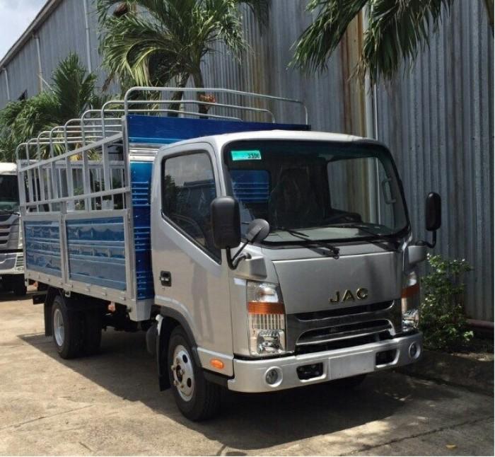 Xe tải Jac 3t45 đầu vuông máy cn Isuzu thùng 4.3m giá trả góp tốt nhất, giao xe ngay 3