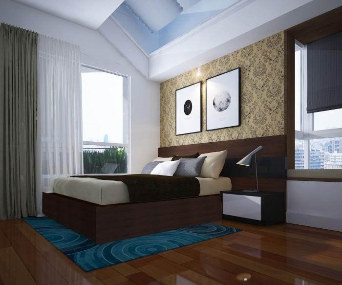Bán nhanh căn hộ Penthouse 1801  sở hữu sân thượng view toàn TP
