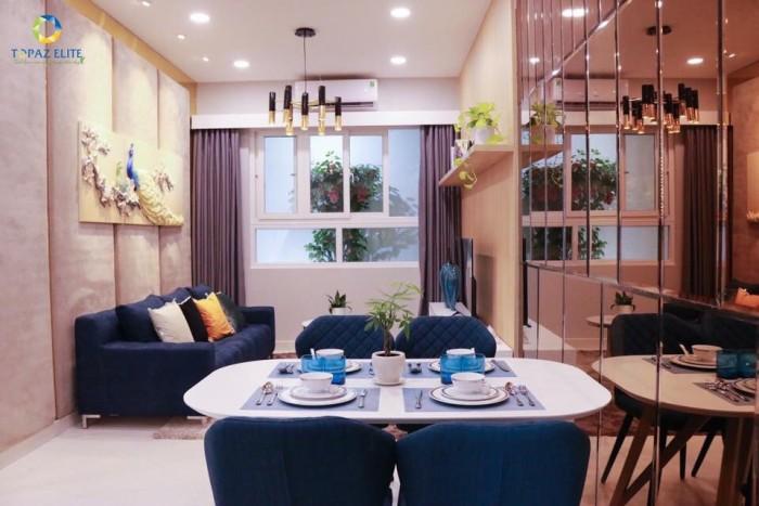 Bán gấp căn hộ 3 mặt tiền view sông 2PN 2WC