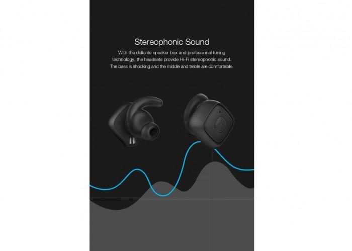 Bộ 2 Tai Nghe Bluetooth ROMAN Q6 TWS, Chip Airoha Công Nghệ Âm Thanh Đỉnh Cao - MSN1812862