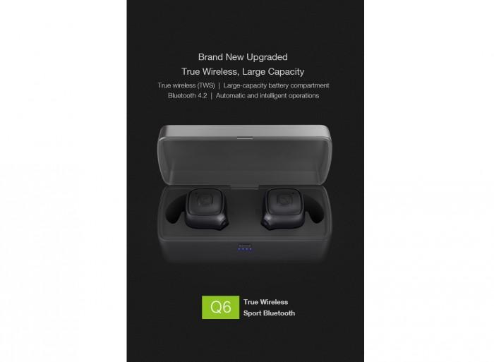Bộ 2 Tai Nghe Bluetooth ROMAN Q6 TWS, Chip Airoha Công Nghệ Âm Thanh Đỉnh Cao - MSN1812863