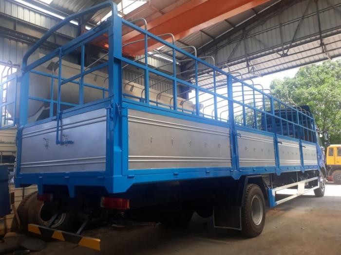 Xe tải Faw 7,8 Tấn Thùng dài 9.7m, Hỗ trợ vay trả góp lãi suất thấp hồ sơ nhanh