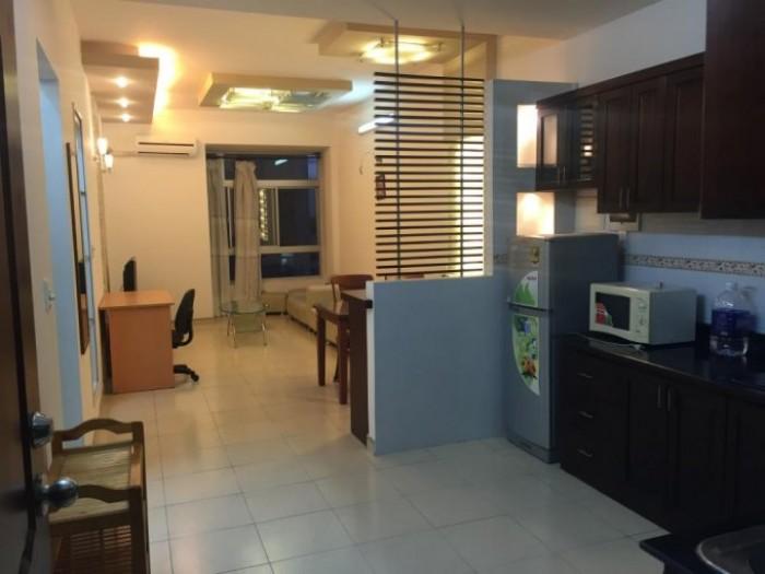 Bán Apartment Đỗ Quang Đẩu,P.Phạm Ngũ Lão, Q.1 DT: 4.5x10m