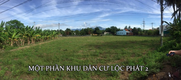 Khu dân cư Lộc Phát 2 Vĩnh Hiệp Nha Trang đã mở bán!