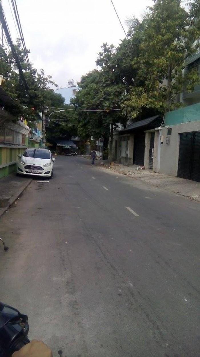 Bán nhà mặt tiền Tân Phước, Phường 6, Quận 10. DT: 3.6m x 11m. DTCN: 35.5m2.