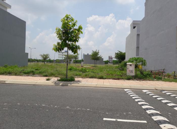 Xuất ngoại cần bán gấp 3 nền mặt tiền đường Quốc Lộ 62, Phường 6, TP Tân An. SHR
