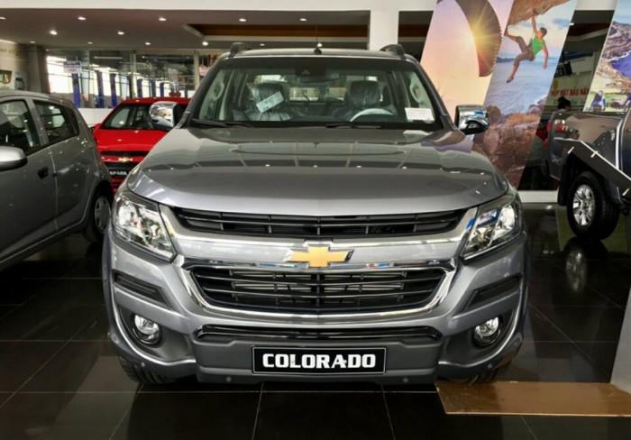 Chevrolet Colorado sản xuất năm 2017 Số tay (số sàn) Dầu diesel