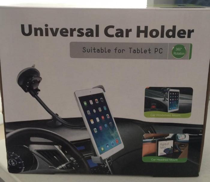 Giá đỡ IPad, Máy tính bảng trên ô tô