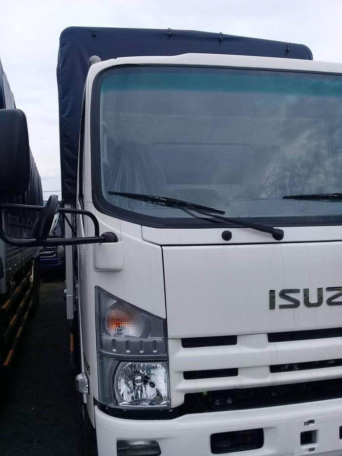 Báo giá xe tải ISUZU VM 8t2, cam kết giá tốt toàn miền Nam, vay trả góp nhanh