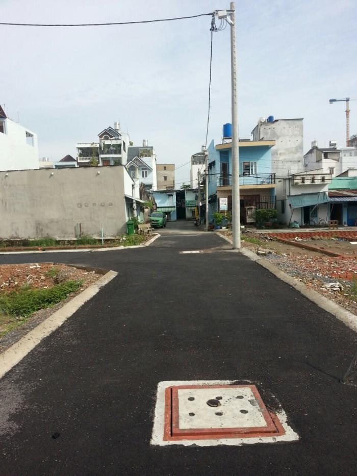 Bán đất đường Trần Thái Tông, đối diện cổng KCN Tân bình, DT: 56m2