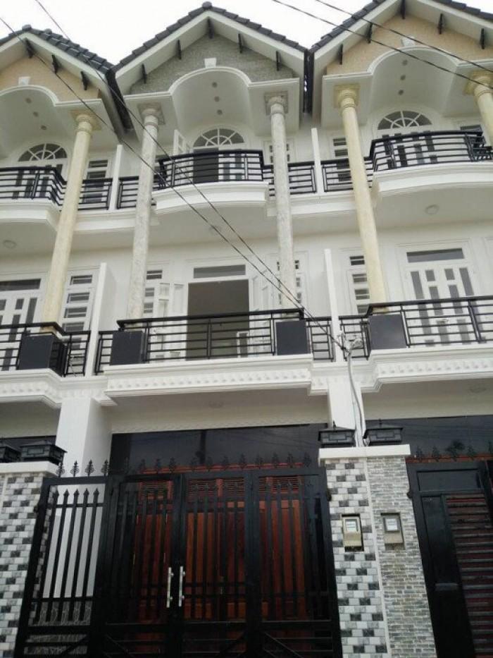 Bán dãy nhà siêu đẹp đường Trần Văn Mười