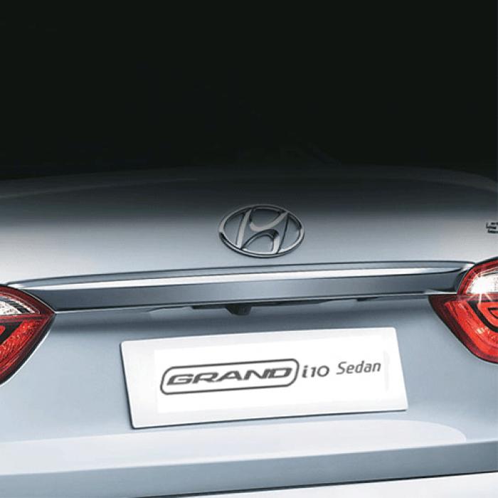Hyundai Grand I10 Sedan 2017, ưu đãi lớn: Giảm tiền mặt, tặng phụ kiện