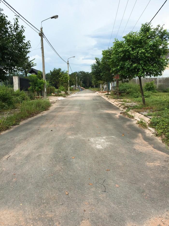 Bán lô đất 2 mặt tiền KP3, thị trấn Trảng Bom, Đồng Nai.
