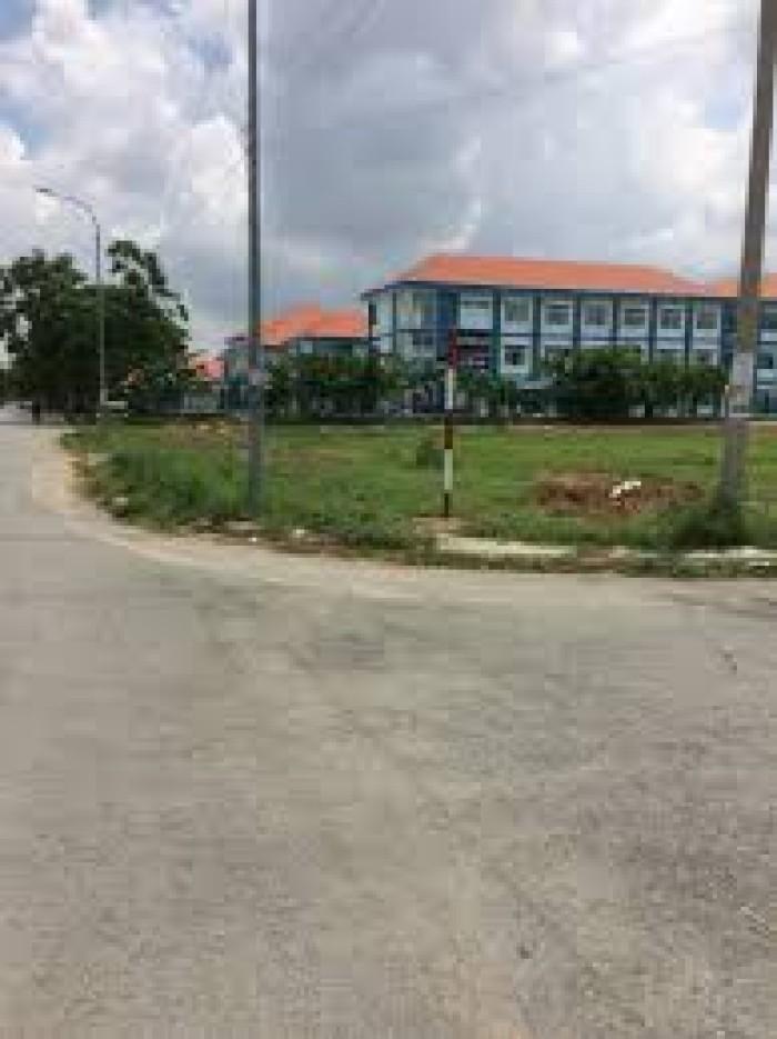 Đất chính chủ Nguyễn Hữu Trí, Bình Chánh, giá rẻ,shr,xdtd