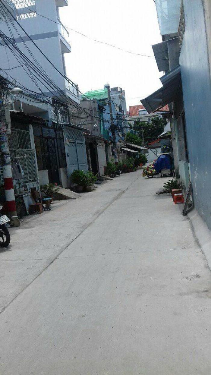Bán nhà: Đường T8, P.Tây Thạnh, Q.Tân Phú