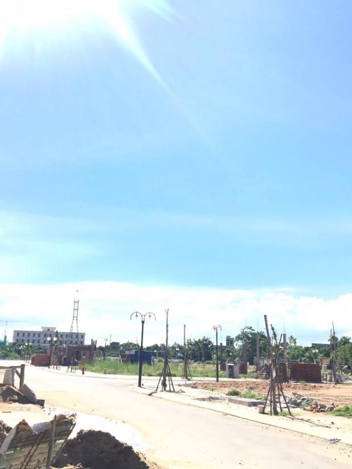 Bán đất mặt tiền Đặng Văn Ngữ - Trần Tế Xương Quảng Ngãi