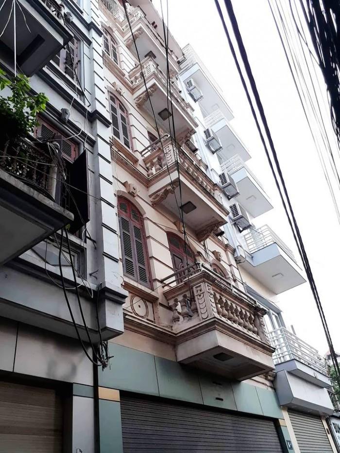 Bán nhà chính chủ Kim Ngưu 60m2, 6 tầng, mt 4.6m
