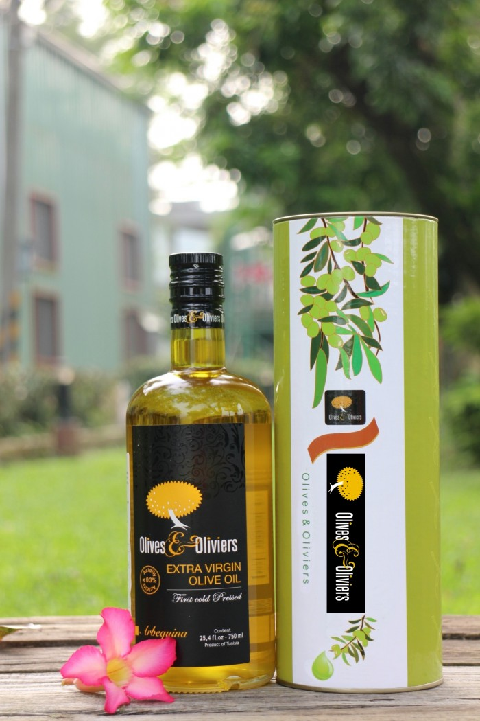 Dầu Oliu Extra Virgin Olives&Olivier 250ml Thượng Hạng1