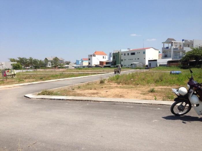 Bán đất đường Lê Đình Quản P. Cát Lái Q2 102m2