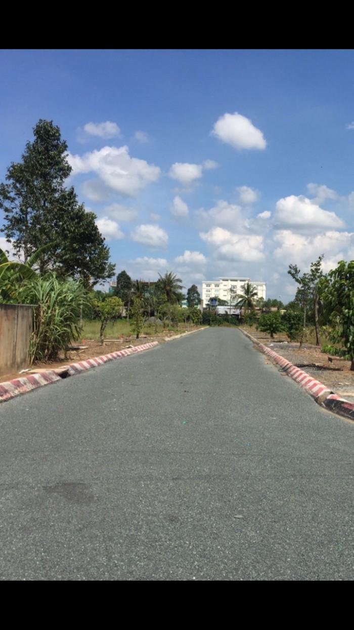 Đất nền thổ cư thành phố Tân An. 389TR/NỀN. SHR. XD NGAY.