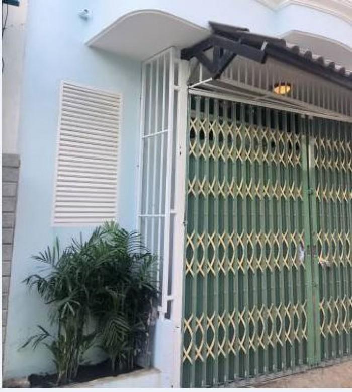 Bán Nhà Hẻm 369 Phạm Văn Chiêu, phường 14, quận Gò Vấp, 4,5 x 8m, 1 Trệt + 1 Lầu, giá 1,8 tỷ