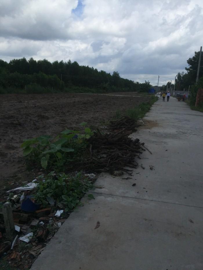 Sở hữu nền đất cổng kcn Giang Điền Sonadezi Đồng Nai