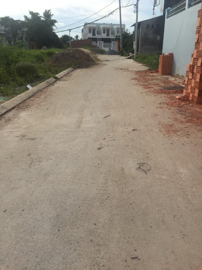 Bán đất thổ cư, SHR xây dựng ngay, DT: (5x17)m. Đường Thạnh Xuân 25, P Thạnh Xuân, Q 12