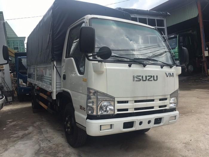 Bán xe tải: isuzu 3.49t giá ưu đãi, giao xe nhanh 4