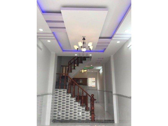 Nhà Mới Bình Tân  , 1 Trệt 3 Lầu , 102m2