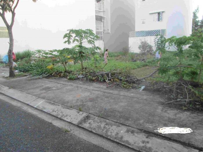 Bán gấp lô đất Mặt Tiền  Phú Thuận, Quận 7, vị trí đẹp, DT 4x20m. Giá 5,75 tỷ