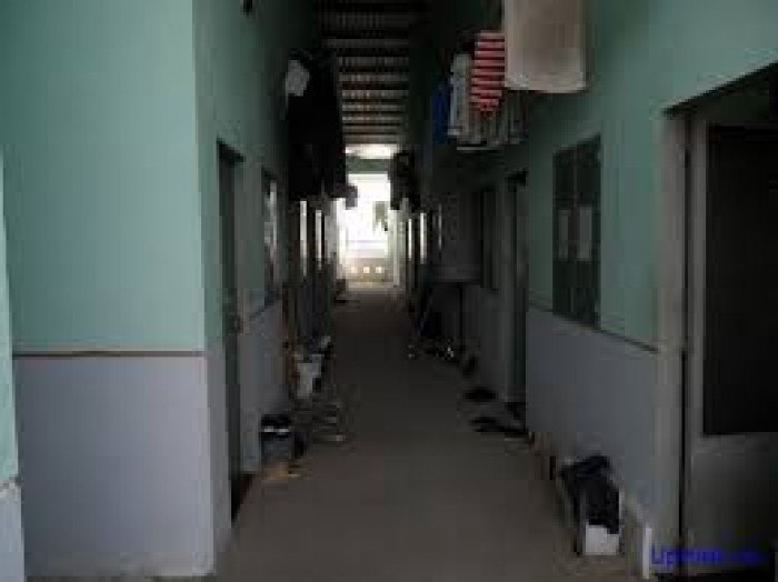 Bán 2 dãy nhà trọ gồm 16 phòng ngay khu công nghiệp