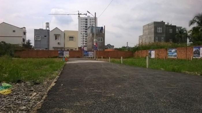 Cần bán đất đường Đỗ Xuân Hợp, hẻm thông đường 61, 76m2