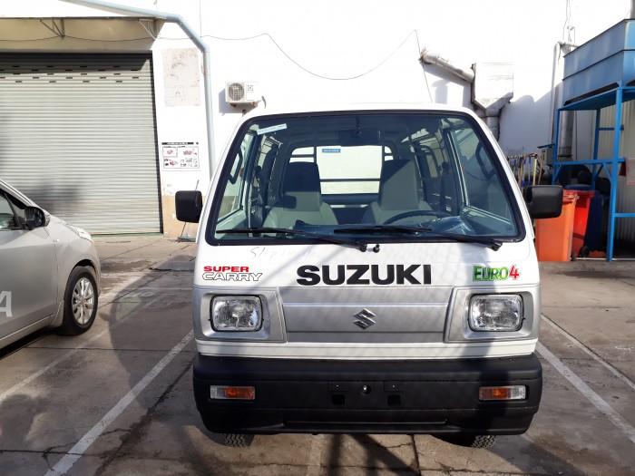 Xe tải nhẹ Suzuki Cửa Lùa 580kg, Bán xe trả góp.