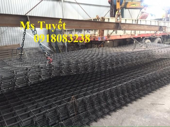 Lưới thép hàn D4 (A100*100) tại Thanh Trì-Hà Nội, sản xuất theo yêu cầu khách hàng1