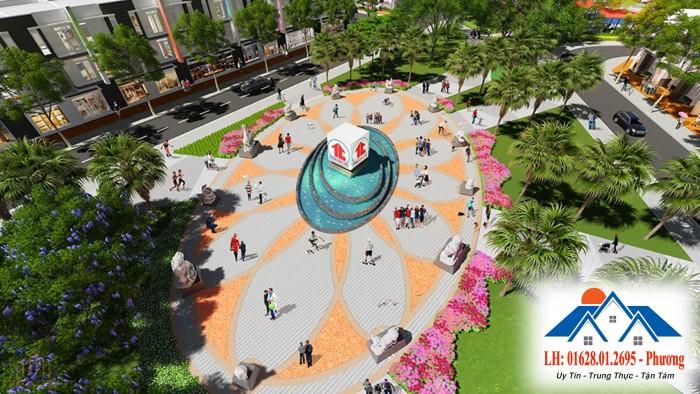 Cơ hội sở hữu đất vàng thị xã- dự án mega city