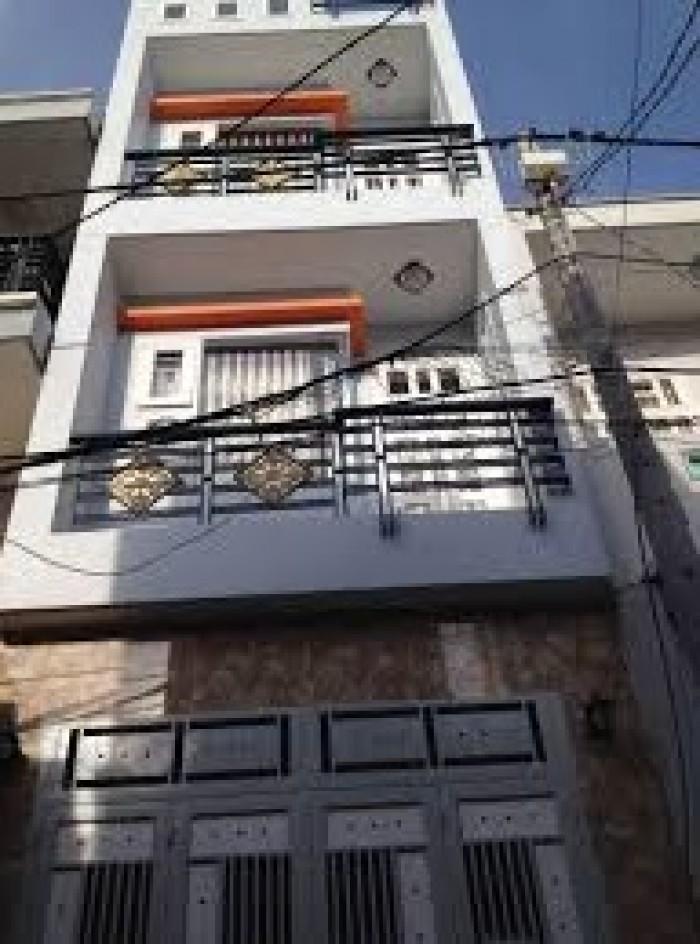 Nhà 2 lầu sổ hồng chính chủ đúc 2 lầu 553 đường số 7 nối dài
