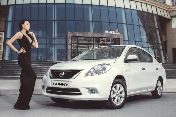Nissan Sunny sản xuất năm 2017 Số tay (số sàn) Động cơ Xăng