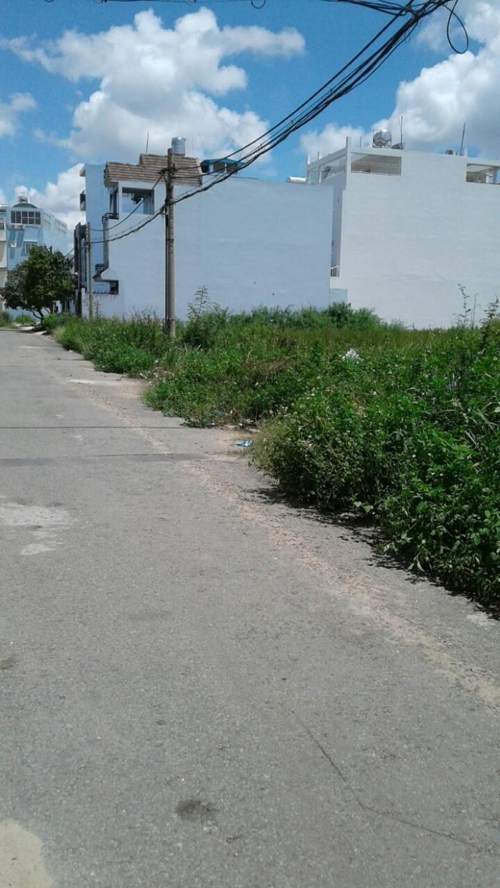 Đất mặt tiền đường Trần Xuân Độ tp Bà Rịa Vũng TÀu 120m2 Shr XDTD