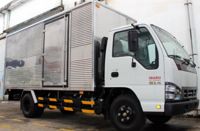 Xe tải Isuzu 1.8 tấn thùng bảo ôn 0