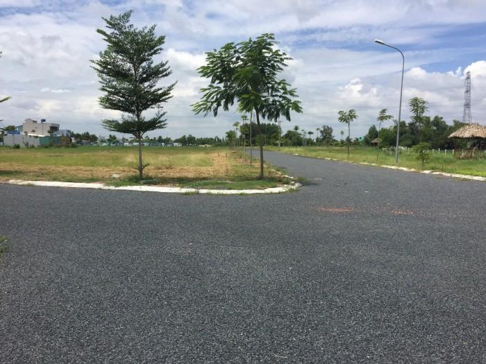 Đất mặt tiền Phạm Văn Đồng tp bà Rịa 5x25