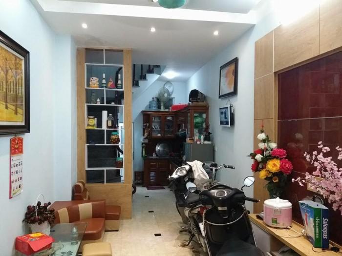 Bán nhà đường Trương Định, quận Hoàng Mai, 35m2, 5T, gần phố