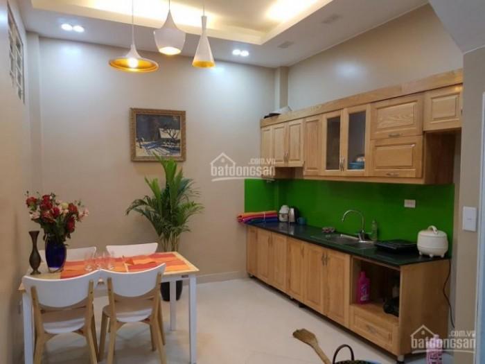 Bán nhà Thanh Nhàn Hai Bà Trưng xây mới 43m2x4t nội thất đẹp tiện nghi giá 3,95 tỷ